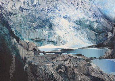 """Alexander Ernst Voigt - """"Snowandmountains"""""""