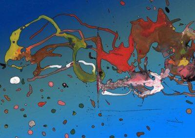"""Horst Gläsker - """"Nebula sirenum"""""""